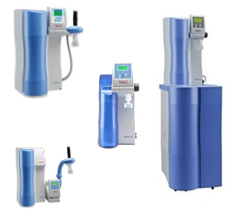 Laboratory Water Systems For Low Organic Applications UV Water Polisher Systems
